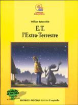 Copertina dell'audiolibro E.T. l'extra-terrestre di KOTZWINKLE, William