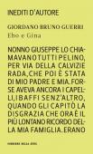 Copertina dell'audiolibro Ebo e Gina di GUERRI, Giordano Bruno