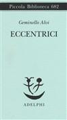 Copertina dell'audiolibro Eccentrici di ALVI, Geminello
