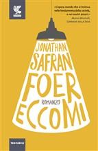 Copertina dell'audiolibro Eccomi di FOER, Jonathan Safran