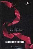 Copertina dell'audiolibro Eclipse di MEYER, Stephenie