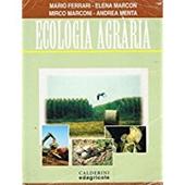 Copertina dell'audiolibro Ecologia agraria di FERRARI, M. - MARCON, E. - MARCONI, M. - MENTA, A.