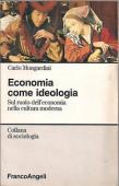 Copertina dell'audiolibro Economia come ideologia di MONGARDINI, Carlo
