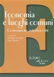Copertina dell'audiolibro Economia e luoghi comuni di DI MAIO, Amedeo - MARANI, Ugo (a cura di)