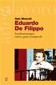 Copertina dell'audiolibro Eduardo De Filippo di MOSCATI, Italo