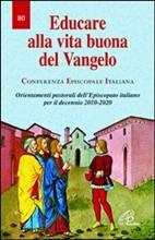 Copertina dell'audiolibro Educare alla vita buona del Vangelo di CONFERENZA EPISCOPALE ITALIANA