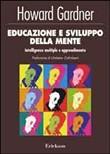 Copertina dell'audiolibro Educazione e sviluppo della mente di GARDNER, Howard