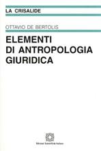 Copertina dell'audiolibro Elementi di antropologia giuridica