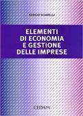 Copertina dell'audiolibro Elementi di economia e gestione delle imprese di SCIARELLI, Sergio