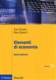 Copertina dell'audiolibro Elementi di economia di SLOMAN, John - GARRET, Dean