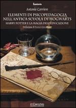 Copertina dell'audiolibro Elementi di psicopedagogia nell'antica scuola di Hogwarts