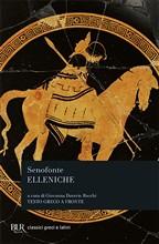 Copertina dell'audiolibro Elleniche di SENOFONTE