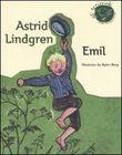 Copertina dell'audiolibro Emil di LINDGREN, Astrid
