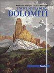 Copertina dell'audiolibro Enciclopedia delle Dolomiti di DE BATTAGLIA, Franco - MARISALDI, Luciano