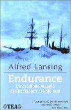 Copertina dell'audiolibro Endurance di LANSING, Alfred