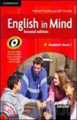 Copertina dell'audiolibro English in mind di PUCHTA, Herbert - STRANKS, Jeff