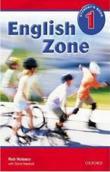 Copertina dell'audiolibro English Zone – Student's book – Level 1 di NOLASCO, Rob
