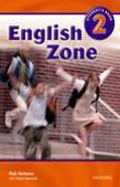 Copertina dell'audiolibro English Zone. Student's book: level 2 di NOLASCO, Rob