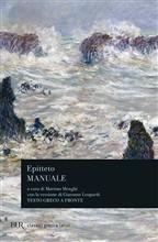 Copertina dell'audiolibro Epitteto – Manuale