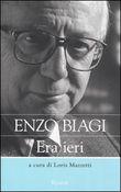 Copertina dell'audiolibro Era ieri di BIAGI, Enzo