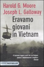 Copertina dell'audiolibro Eravamo giovani in Vietnam di MOORE, Harold G. - GALLOWAY, Joseph L.