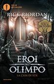 Copertina dell'audiolibro Eroi dell'Olimpo: La casa di Ade Vol. 4 di RIORDAN, Rick