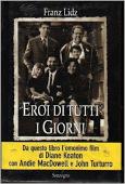 Copertina dell'audiolibro Eroi di tutti i giorni di LIDZ, Franz (Trad. Olivia Crosio)