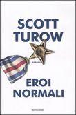Copertina dell'audiolibro Eroi normali di TUROW, Scott