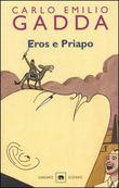 Copertina dell'audiolibro Eros e Priapo di GADDA, Carlo Emilio