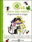 Copertina dell'audiolibro Esperimenti e magie di SALA GALLINI, Mario