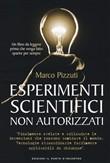 Copertina dell'audiolibro Esperimenti scientifici non autorizzati
