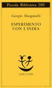 Copertina dell'audiolibro Esperimento con l'India di MANGANELLI, Giorgio