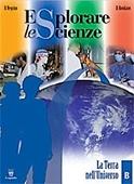 Copertina dell'audiolibro Esplorando le scienze B di NEGRINO, B. - RONDANO, D.