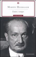 Copertina dell'audiolibro Essere e tempo di HEIDEGGER, Martin