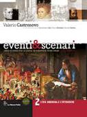 Copertina dell'audiolibro Eventi e scenari 2 – L'età moderna e l'Ottocento