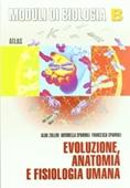 Copertina dell'audiolibro Evoluzione, anatomia e fisiologia umana di ZULLINI, A. - SPARVOLI, A. - SPARVOLI, F.