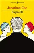 Copertina dell'audiolibro Expo 58 di COE, Jonathan