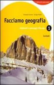 Copertina dell'audiolibro Facciamo geografia 1: Ambienti e paesaggi d'Europa