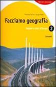 Copertina dell'audiolibro Facciamo geografia 2: Regioni e stati d'Europa di IARRERA, Francesco - PILOTTI, Giorgio
