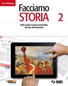 Copertina dell'audiolibro Facciamo storia 2 di DI SACCO, Paolo