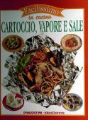 Copertina dell'audiolibro Facilissimo in cucina – Cartoccio, vapore e sale