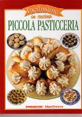Copertina dell'audiolibro Facilissimo in cucina – Piccola pasticceria di NICOLO', Donatella (a cura di)