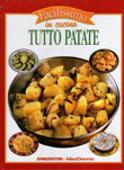 Copertina dell'audiolibro Facilissimo in cucina – Tutto patate di NICOLO', Donatella (a cura di)