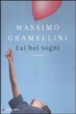 Copertina dell'audiolibro Fai bei sogni di GRAMELLINI, Massimo