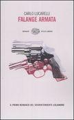Copertina dell'audiolibro Falange armata
