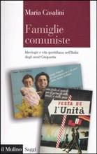Copertina dell'audiolibro Famiglie comuniste di CASALINI, Maria