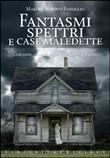 Copertina dell'audiolibro Fantasmi spettri e case maledette di FENOGLIO, Alberto e Maria