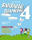 Copertina dell'audiolibro Farfalle bianche di BERTI, Maria Cristina