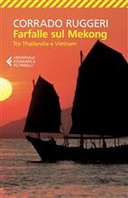 Copertina dell'audiolibro Farfalle sul Mekong di RUGGERI, Corrado