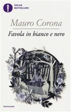 Copertina dell'audiolibro Favola in bianco e nero di CORONA, Mauro